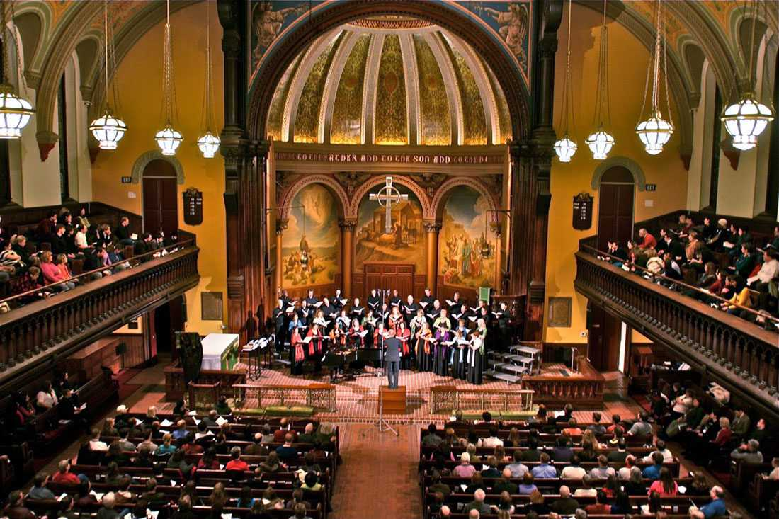 Faktor Pembeda Gereja Presbiterian dan Gereja Katolik